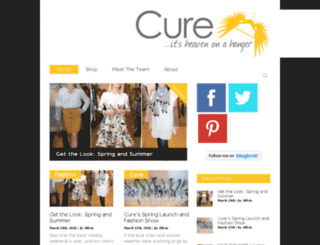 blog.cureuk.com screenshot