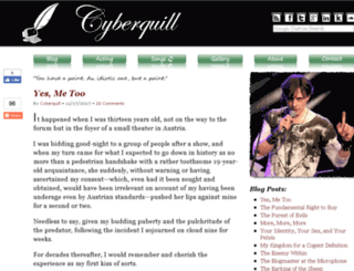 blog.cyberquill.com screenshot