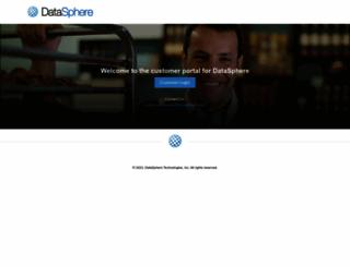 blog.datasphere.com screenshot