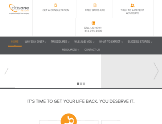 blog.dayonehealth.com screenshot