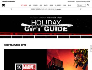 blog.dcshoes.com screenshot