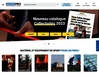 blog.decapro.com screenshot