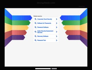 blog.decryptweb.com screenshot