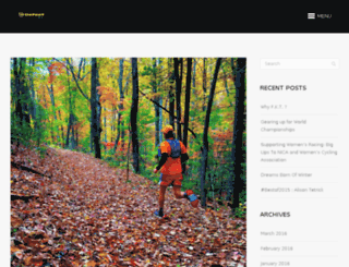 blog.defeet.com screenshot