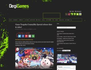 blog.degigames.com screenshot