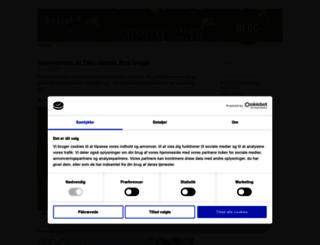 blog.dengamleby.dk screenshot