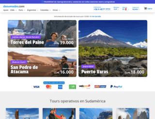blog.denomades.com screenshot