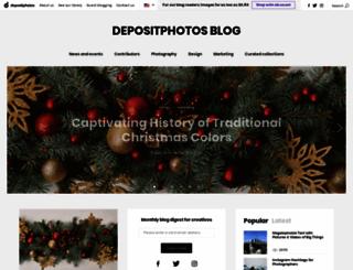 blog.depositphotos.com screenshot