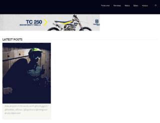 blog.derestricted.com screenshot