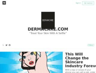 blog.dermacare.com screenshot