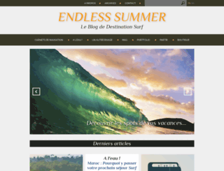 blog.destination-surf.com screenshot