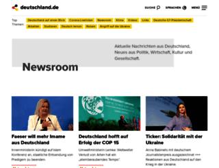 blog.deutschland.de screenshot