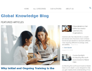 blog.develop.com screenshot