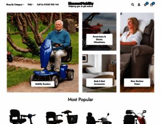 blog.discount-mobility.co.uk screenshot