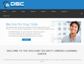 blog.discount-security-cameras.net screenshot