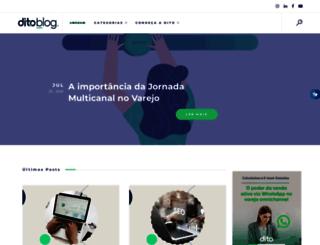 blog.dito.com.br screenshot
