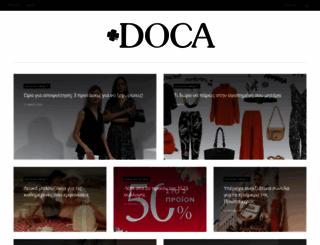 blog.doca.gr screenshot