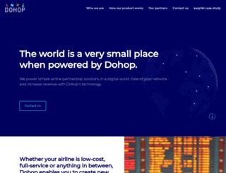 blog.dohop.com screenshot