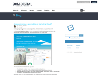 blog.domdigital.pt screenshot