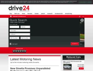 blog.drive24.co.uk screenshot