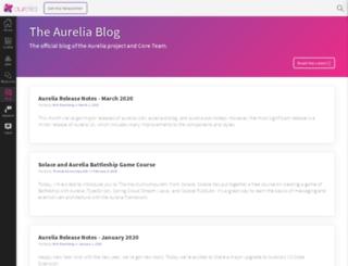 blog.durandal.io screenshot