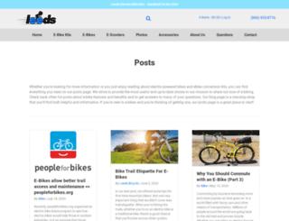 blog.e-bikerig.com screenshot