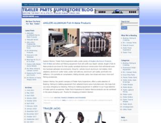 blog.easternmarine.com screenshot