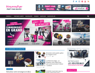 blog.easyflyer.fr screenshot