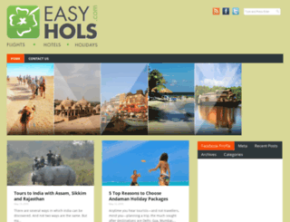 blog.easyhols.com screenshot