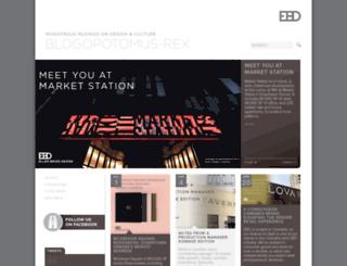 blog.ebd.com screenshot