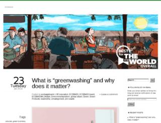 blog.ecobags.com screenshot