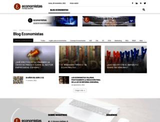 blog.economistas.org screenshot