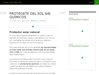 blog.ecoology.es screenshot