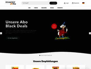 blog.ehapa-shop.de screenshot