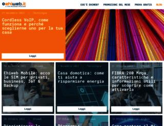 blog.ehiweb.it screenshot