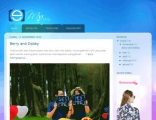 blog.elnira.com screenshot