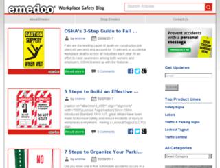 blog.emedco.com screenshot