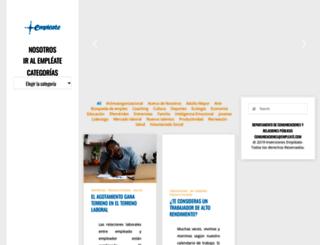 blog.empleate.com screenshot
