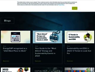blog.energycap.com screenshot