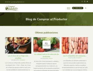 blog.escompring.com screenshot