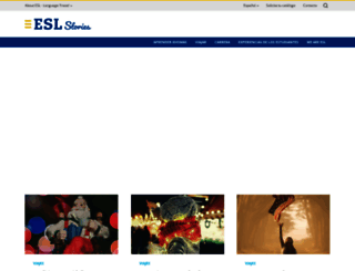 blog.esl-idiomas.com screenshot