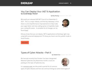 blog.everleap.com screenshot