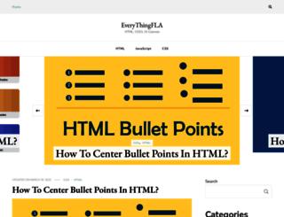 blog.everythingfla.com screenshot