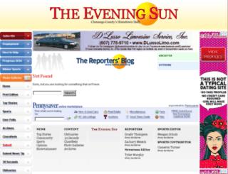 blog.evesun.com screenshot