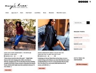 blog.evystree.com screenshot