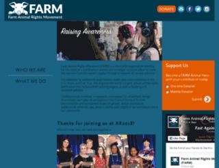 blog.farmusa.org screenshot