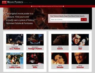 blog.fffmovieposters.com screenshot