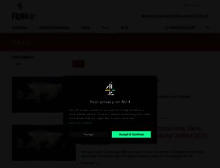 blog.film4.com screenshot
