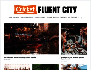 blog.fluentcity.com screenshot