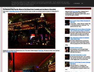 blog.fluidlondon.co.uk screenshot